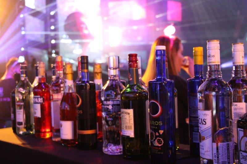 בר אלכוהול מפנק