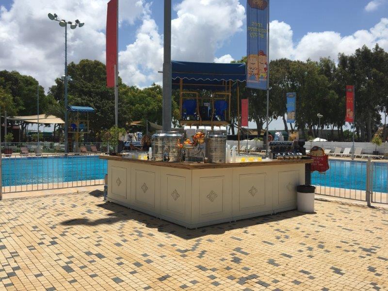 אירועים פרטיים בבריכה
