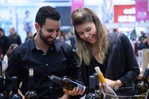 פסטיבל היין במתחם שרונים