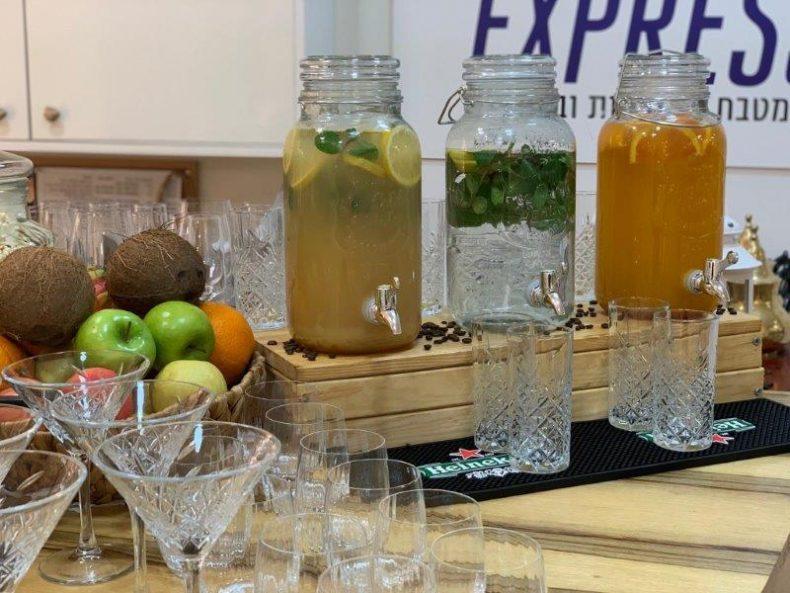 """השקה של ארקוסטיל אקספרס ת""""א"""
