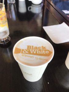 הדפסות על קפה